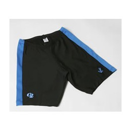 Black Polypro/Spandex Rowing Shorts