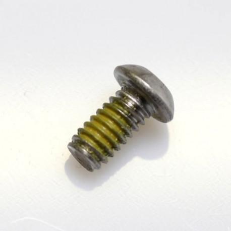 Screw, 6-lobe, 1/4-20 x 1/2, epoxy